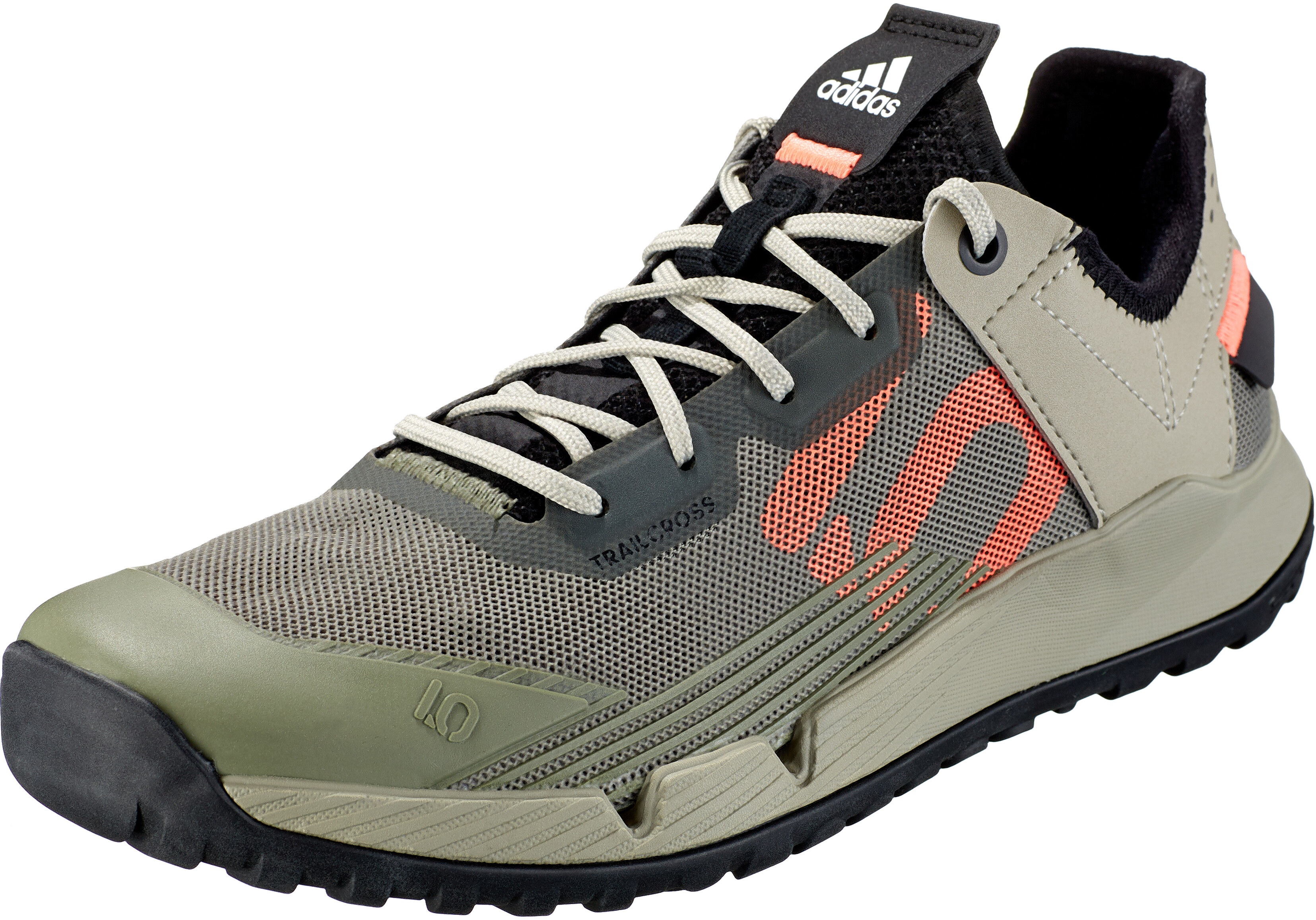 inventar Burro Playa  adidas Five Ten Trailcross LT Mountain Bike Shoes Women legacy green/signal  coral/core black at bikester.co.uk